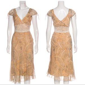 DVF Diane Von Furstenberg Troy silk dress 6 NWOT